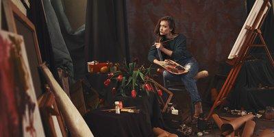The artist's soul- Работилница за портрети