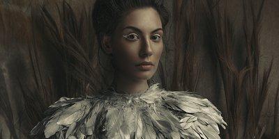 Лебед - Работилница за портрети